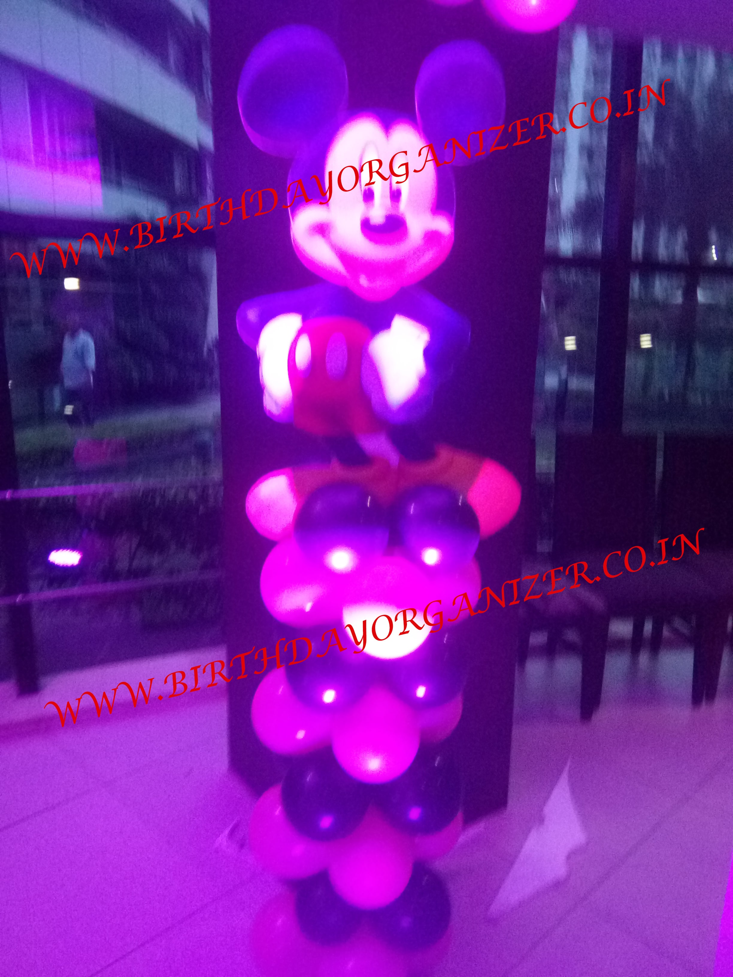 mickey mouse birthday theme decoration, mickey mouse birthday theme decoration in noida delhi ncr, mickey mouse theme party decoration in noida delhi ncr, mickey mouse theme party planner in noida delhi ncr, mickey mouse theme party ideas