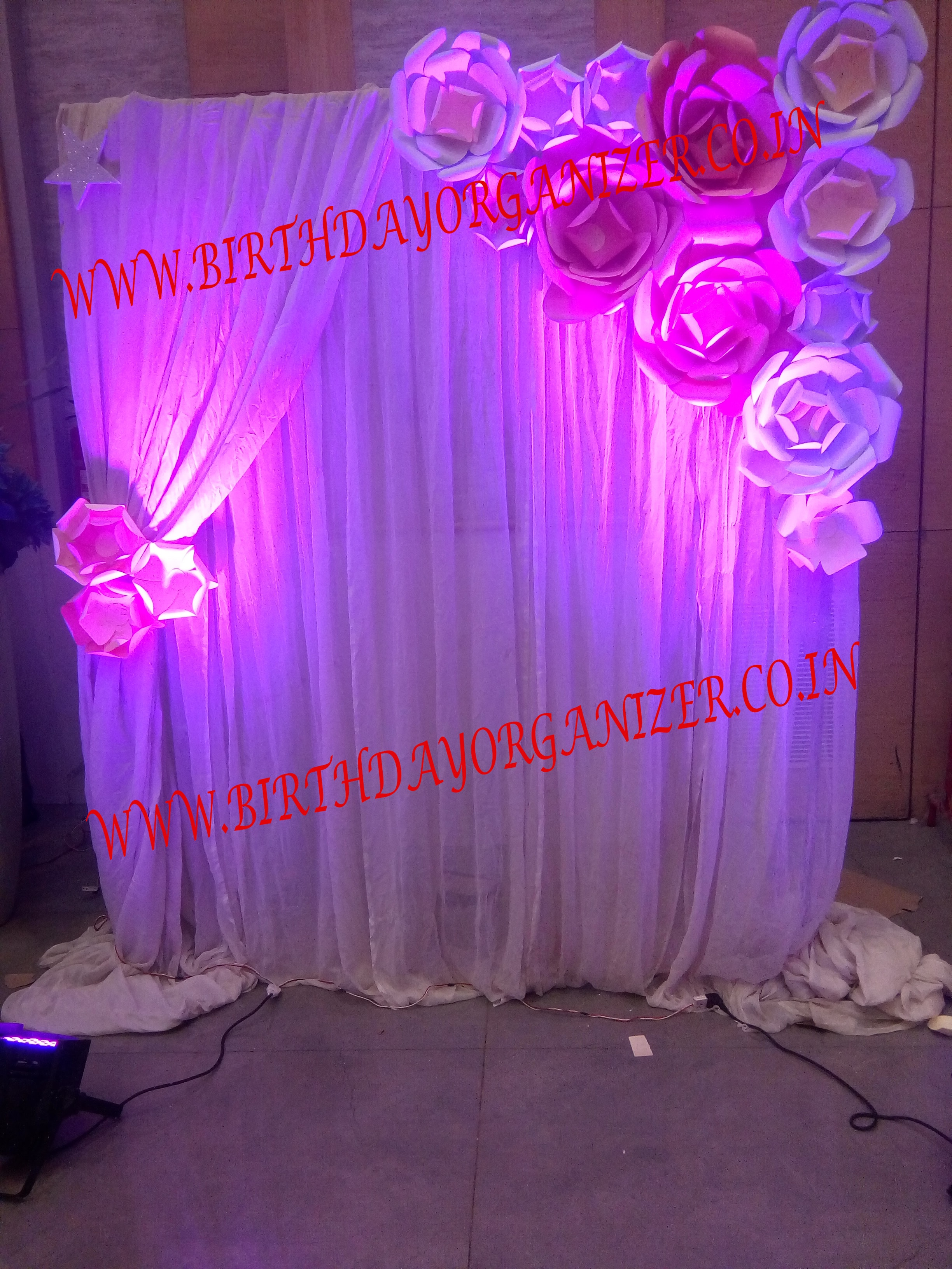 paper craft decoration in noida delhi ncr gurgaon, paper craft decoration for birthday party in noida delhi ncr gurgaon, paper craft decoration for boys birthday