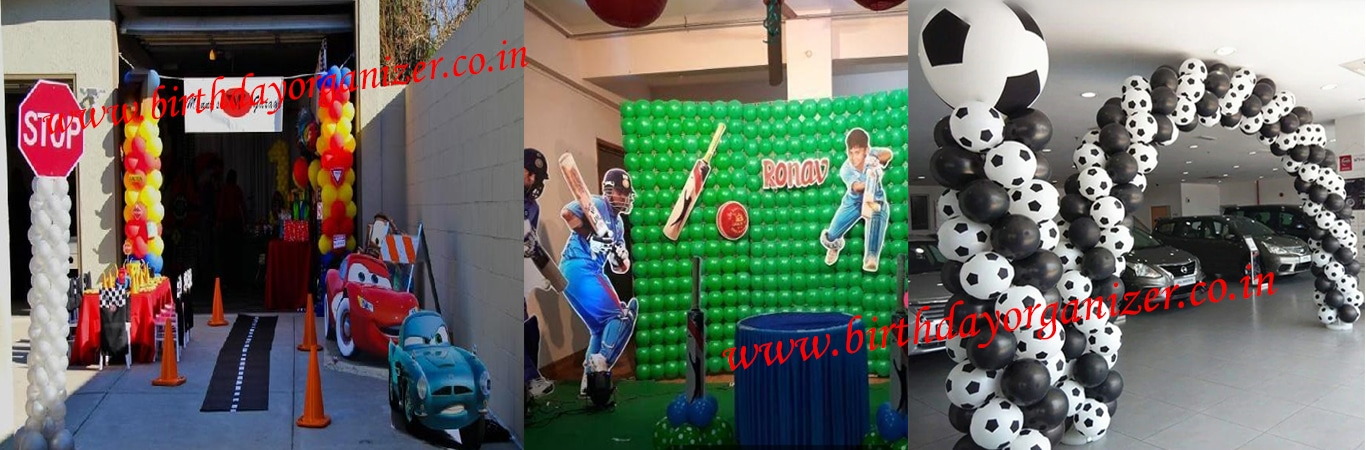 Sports theme party Plaaner in noida | Sports Theme Party Planner in Delhi | Sports Theme Party Planner idea in Delhi | Sports Theme Decoration in gurgaon