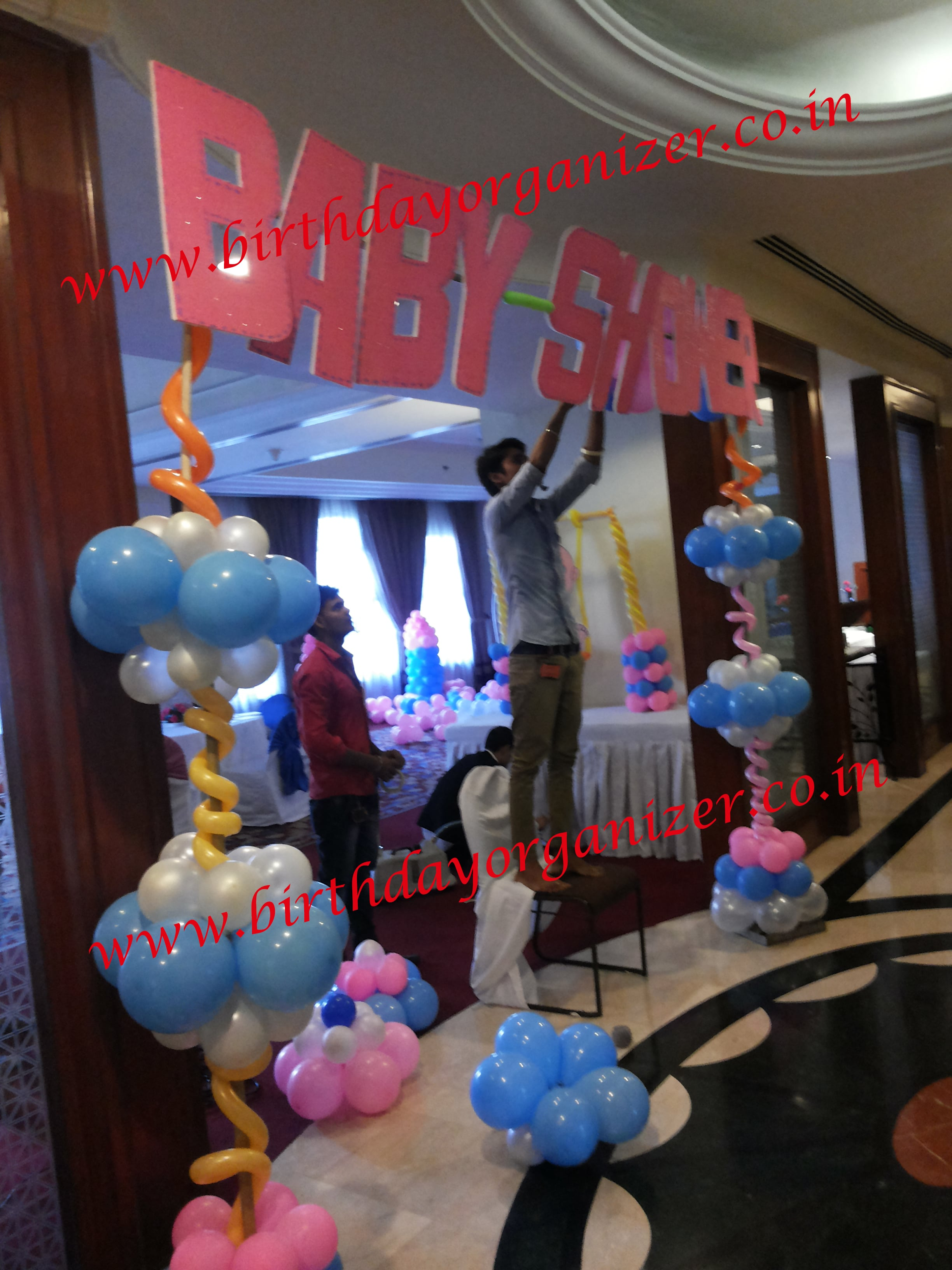 Baby shower party organizer in noida, baby shower party planner in noida delhi ncr