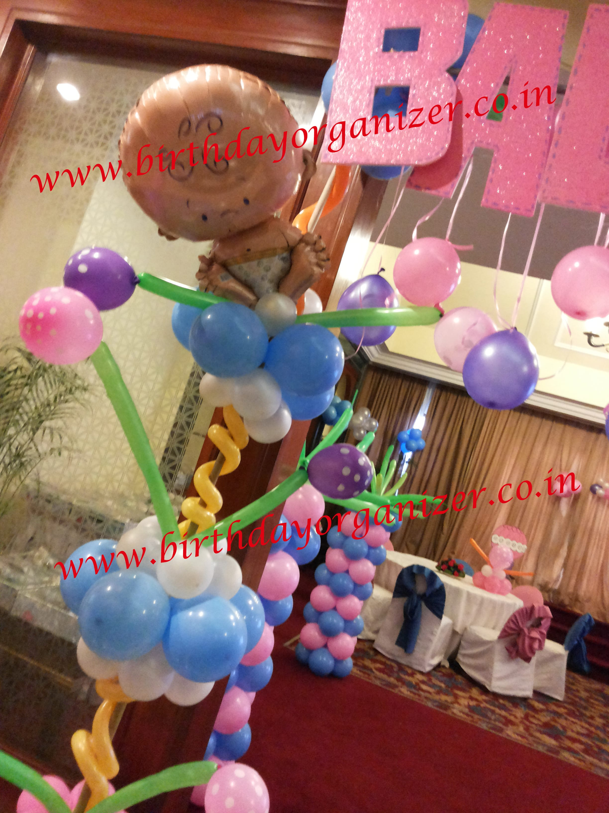 Baby shower theme party decoration in noida, Baby shower theme party decoration in delhi, Baby shower theme party decoration in ncr, Baby shower theme party decoration gurgaon