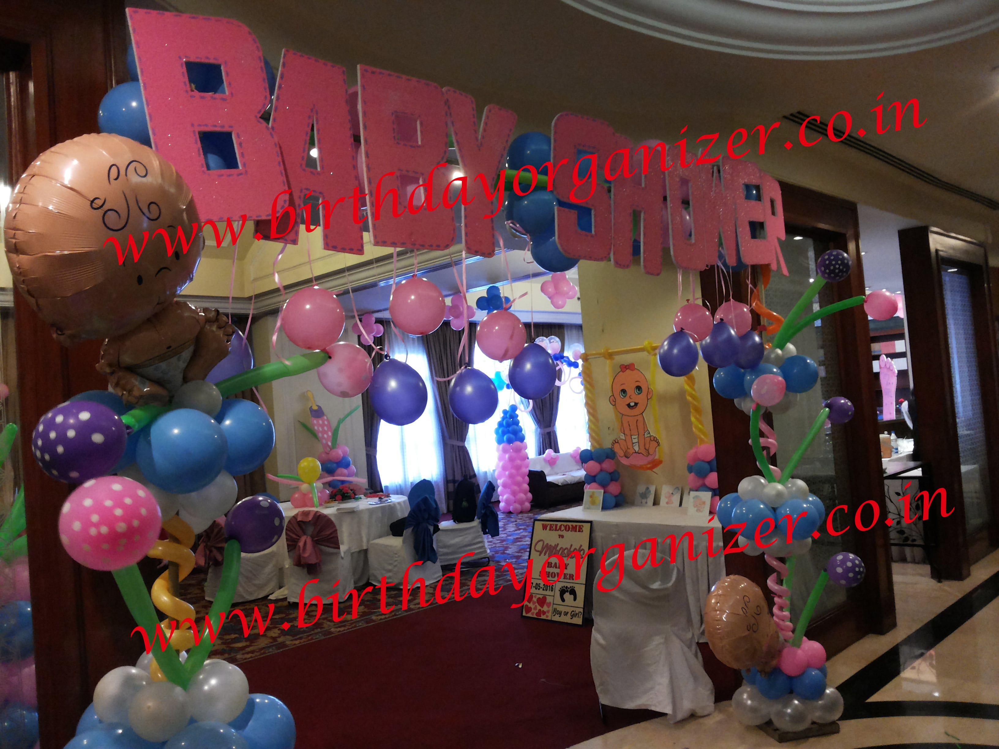 Baby shower theme party planner in delhi, Baby shower theme party planner in noida, Baby shower theme party planner in ncr, Baby shower theme party planner in gurgaon