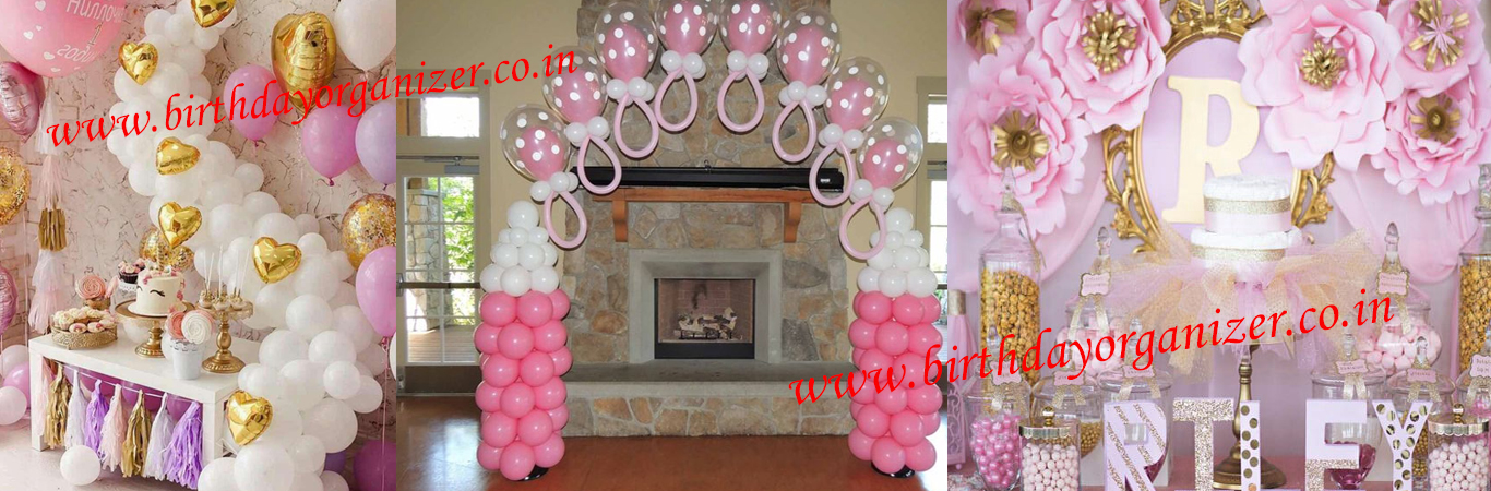 Baby Shower Party Decoration | Baby Shower Theme Decoration